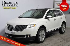 2014 Lincoln MKX AWD**TOIT OUVRANT**CUIR**
