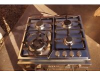 4 ring gas hob - free to a good home
