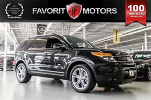 2015 Ford Explorer LIMITED Sunroof, Navigation, Leather