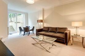 2 Bedroom with Garden Flat - Lexham Gardens W8 - Available Immediately