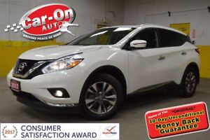 2017 Nissan Murano SL AWD LEATHER NAVIGATION