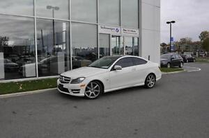 **MERCEDES-BENZ C-CLASS**C350**4 MATIC**COUPE**MAGS AMG 18 POUCE