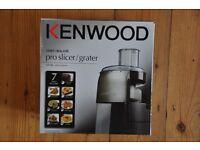 Kenwood AT340 Slicer/Shredder Attachment for Kenwood Chef