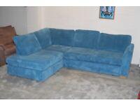 DFS Left Hand Corner Sofa | Free delivery