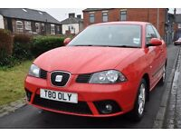 SEAT IBIZA 1.2 12V SPORT 3DR PETROL ( NO ADVISORY ON MOT)