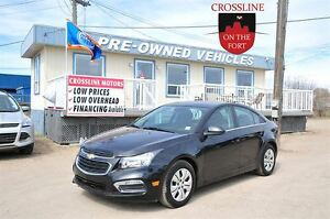 2015 Chevrolet Cruze LT Back Up Camera Excellent Condition