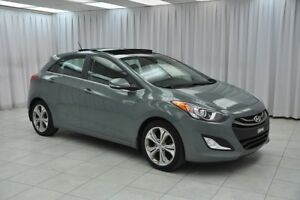 2013 Hyundai Elantra GT SE 5DR HATCH w/ HEATED LEATHER, DUAL CLI