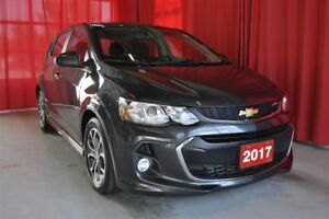 2017 Chevrolet Sonic 2LT RS PACKAGE | SUNROOF |