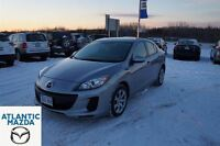 2013 Mazda MAZDA3 GX! 0.9% Financing Available! Only 32K