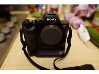 SONY A7 FULL FRAME CAMERA FOR SALE