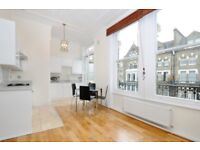 Glazbury Road W14. A stunning one double bedroom first floor flat to rent in Barons Court.
