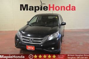 2014 Honda CR-V EX-L| Sunroof, Leather, All-Wheel Drive!Bluetoot