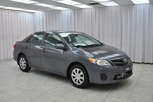 2012 Toyota Corolla CE SEDAN w/ HTD SEATS, A/C, CRUISE & BLUETOO