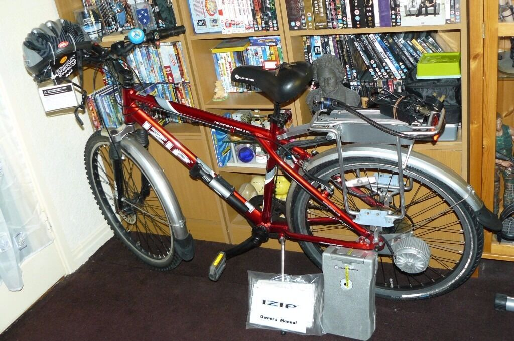 Men IZIP Mountain Trails Al Electro Drive/Bicycle | in Hartlepool, County  Durham | Gumtree