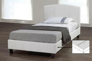 SINGLE PLATFORM BED FRAME | PLATFORM BED CANADA (IF2213)