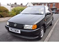 VOLSWAGEN POLO 1,0 3DR PETROL (ONLY DONE 33,000 MILES)