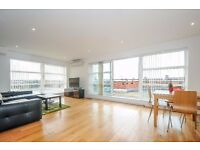 A two double bedroom top floor penthouse available to rent in Kingston. Buick House.