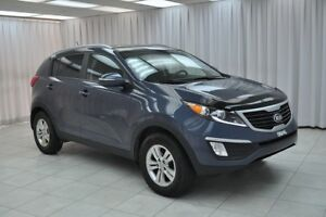 2013 Kia Sportage LX FWD SUV w/ BLUETOOTH, HEATED SEATS, USB/AUX