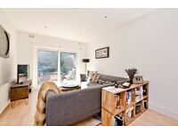 Parfrey Street - beautifully presented ground floor two double bedroom Victorian maisonette