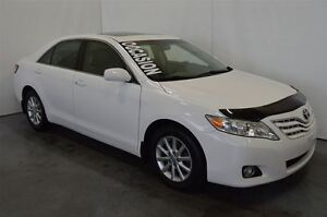 2011 Toyota Camry XLE 2.5L Cuir+Navigation+Toit Ouvrant