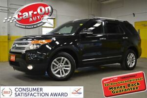 2015 Ford Explorer XLT 4X4 7 PASSENGER LEATHER NAV LOADED