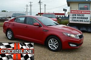 2013 Kia Optima LX | Satellite Radio | Affordable |
