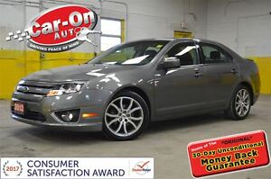 2012 Ford Fusion SEL AWD Leather Sunroof