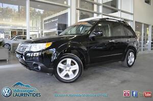 Subaru Forester X Limited 2010