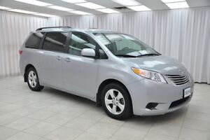 2017 Toyota Sienna LE 8PASS MINIVAN w/ BLUETOOTH, HEATED SEATS,