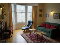 Large holiday let / short term flat Central Edinburgh Marchmont. Wifi. Cot, hi chair. Sleeps up to 6