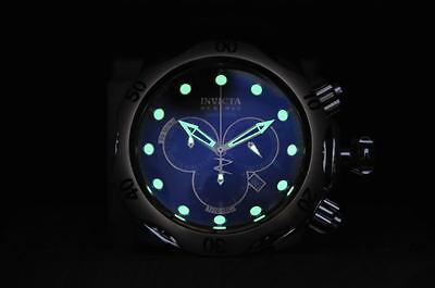 Invicta Men's Reserve Venom Chronograph 18K Rose Gold Plated TT SS Watch!!!