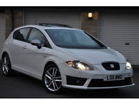 SEAT LEON FR 170 FULLY LOADED NOT CUPRA VW GOLF R R32 GTD GTI GT TDI AUDI S3 A3 S LINE BLACK EDITION