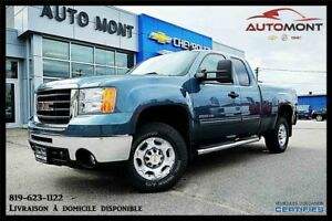 2010 GMC Sierra 2500 HD 4WD Extended Cab GROUPE REMORQUAGE / SLE