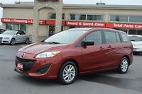 2014 Mazda MAZDA5 GS w/CRUISE 3rd ROW