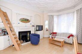 HUGE flat to rent in cosmopolitan West Hampstead