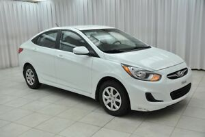 2014 Hyundai Accent L 6SPD SEDAN w/ CD w MP3 PLAYER & USB/AUX PO