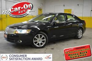 2009 Lincoln MKZ AWD SUNROOF HTD/COOLED SEATS