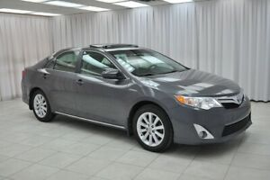2014 Toyota Camry XLE HYBRID SEDAN w/ BLUETOOTH, HEATED SEATS, N