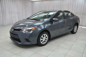 2014 Toyota Corolla QUICK BEFORE IT'S GONE!!! L SEDAN w/ BLUETOO