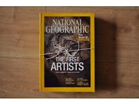 National Geographic 12 issues year 2015
