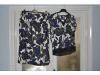 Ladies two piece outfit