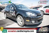 2011 Volkswagen Golf TDI * Toit Ouvrant avec 80251  KM *