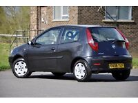 2006 Fiat Punto 1.2 8v Active 3 DOORS+12 MONTHS MOT+1 FORMER KEEPER+CHEAP TO RUN