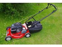 Rover self propelled rotary mower for sale