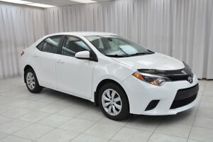2014 Toyota Corolla LE SEDAN w/ BLUETOOTH, HEATED SEATS, A/C & U