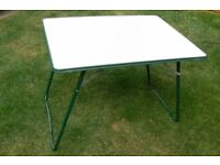 2 x camping table