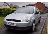 FORD FIESTA 1.3 FINESSE 3DR PETROL ( NO ADVISORY ON MOT)