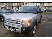 Land Rover Discovery 3 Tdv6 Xs (silver) 2007