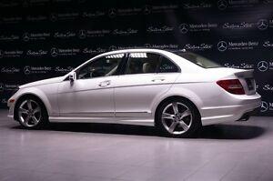 2014 Mercedes-Benz C350 4matic Sedan Avantgarde Edition Package,