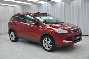 2013 Ford Escape SEL ECOBOOST 4x4 SUV w/ BLUETOOTH, HEATED LEATH